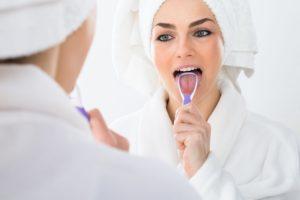 Highland IN Dentist   Should I Be Using a Tongue Scraper?